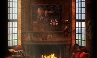 1. Gryffindor Common Room