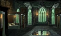 Dorm at Night - Slytherin
