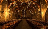 Dining In The Great Hall