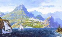 Arrival on the Shores of Valinor