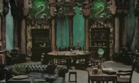 The Dungeon of Slytherin