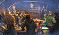The Potion's Classroom