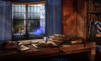 Ravenclaw Commonroom Studying